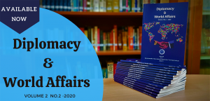 Latest Issue of the Journal 'Diplomacy & World Affairs'