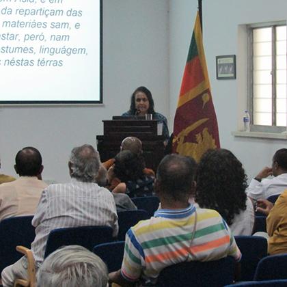 Portuguese in sri lanka