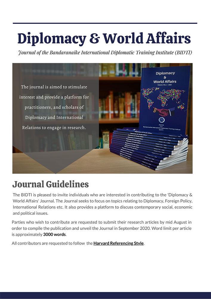 journal guideline
